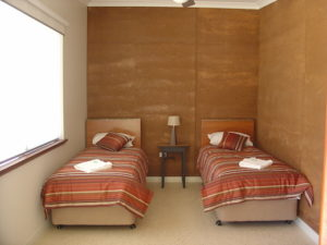 Redgum Retreat Bedroom Two Bed Accommodation