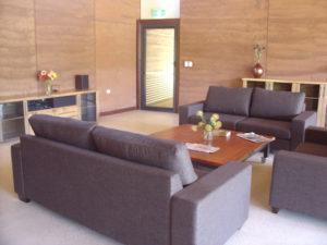 Redgum Retreat Lounge Area